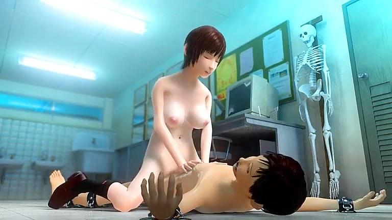 Hentai sex club