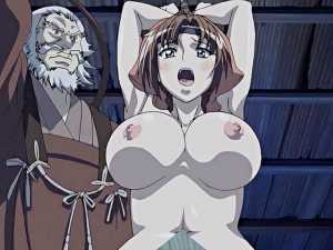 Horny Fantasy, Adventure Anime Movie With Uncensored Bondage, Anal, Group Scenes