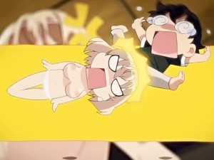 Namaiki Kissuisou E Youkoso! The Animation: Vol.1