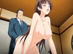 Incredible Romance Anime Movie With Uncensored Big Tits Scenes