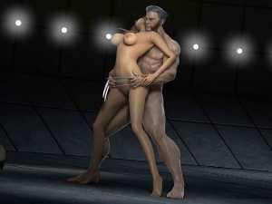 Men The Danger Room Fabulous 3D Hentai Porn Movies