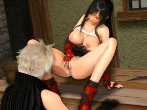 Pisstime With You Tifas Tale Best 3D Hentai Porn World