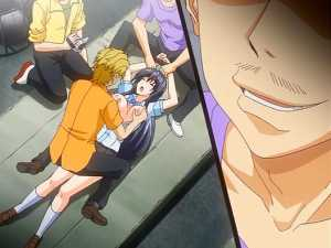 Crazy Campus, Drama Anime Video With Uncensored Big Tits, Bondage, Bukkake Scenes