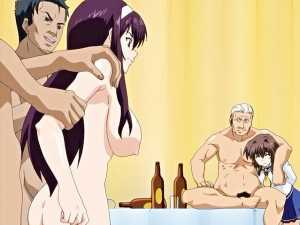 Crazy Adventure, Drama Anime Video With Uncensored Group, Big Tits Scenes